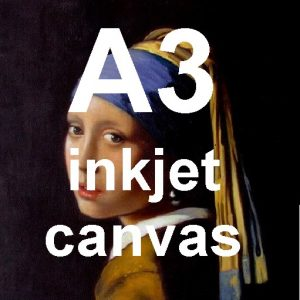 A3 Rembrant Canvas 380g