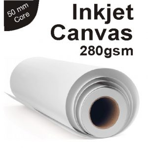Inkjet Canvas Bright White 280gsm