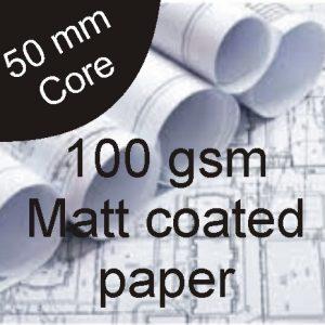 100gsm-Matt Paper-914mm