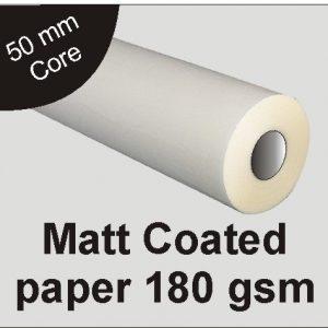 180gsm-Matt Paper-610mm