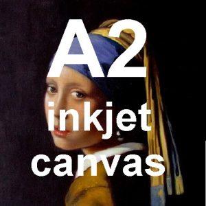 A2 Rembrandt Canvas 380g