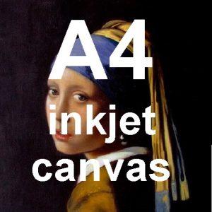 A4 Rembrandt Canvas 380g